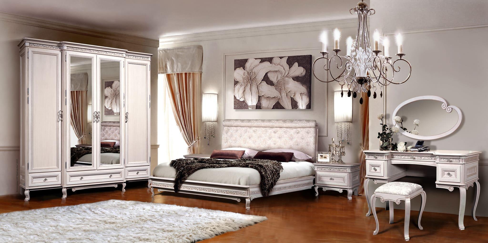 Набор мебели для спальни «Фальконе-1» ГМ 5180