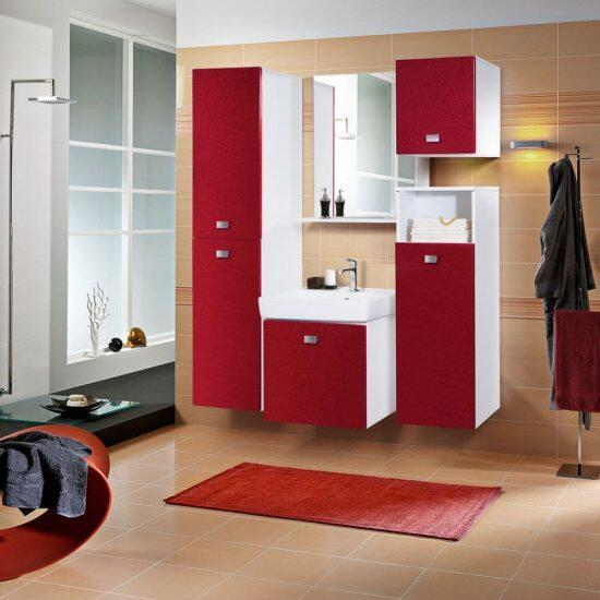 Набор мебели для ванной комнаты «Стелла-1»  ГМ 3500-51