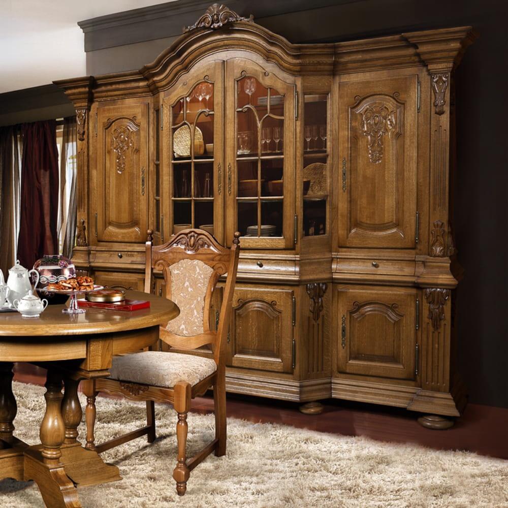 Шкаф для посуды ГМ 5612Е
