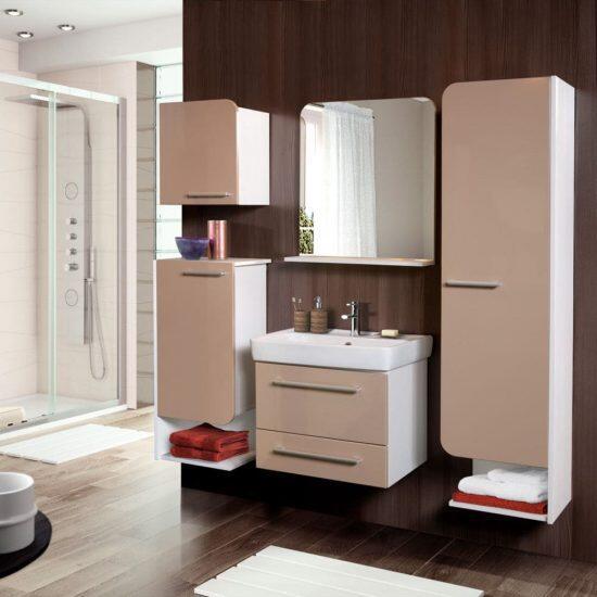 Набор мебели для ванной комнаты «Глория-1»  ГМ 3500-41