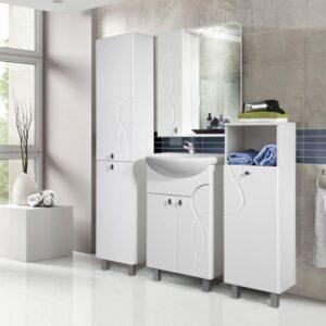 Набор мебели для ванной комнаты «Флора-1»  ГМ 3500-21