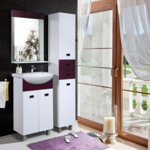 Набор мебели для ванной комнаты «Неон-1»  ГМ 3500-01