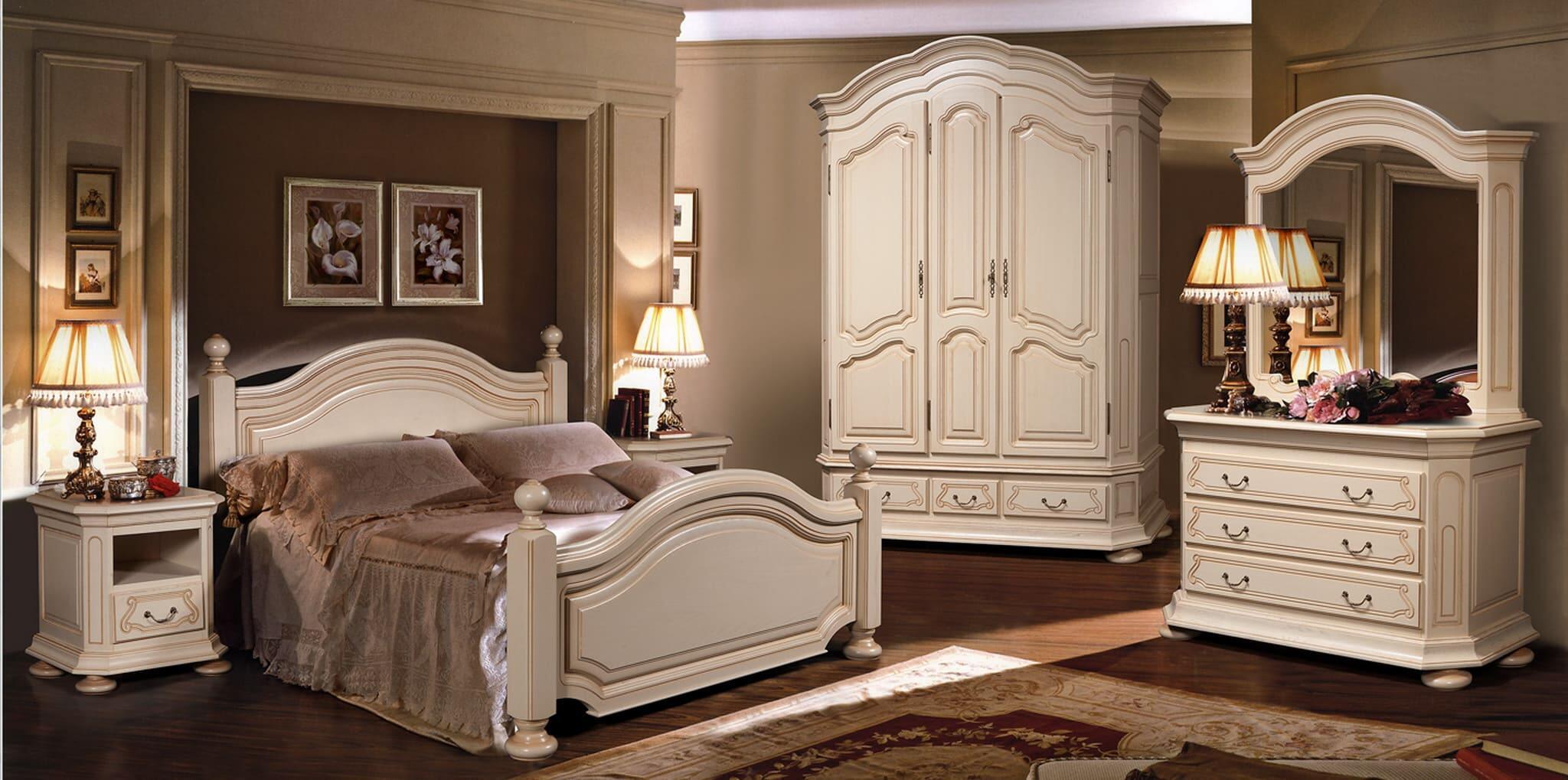 Набор мебели для спальни «Босфор-Премиум 2»  ГМ 6200-42