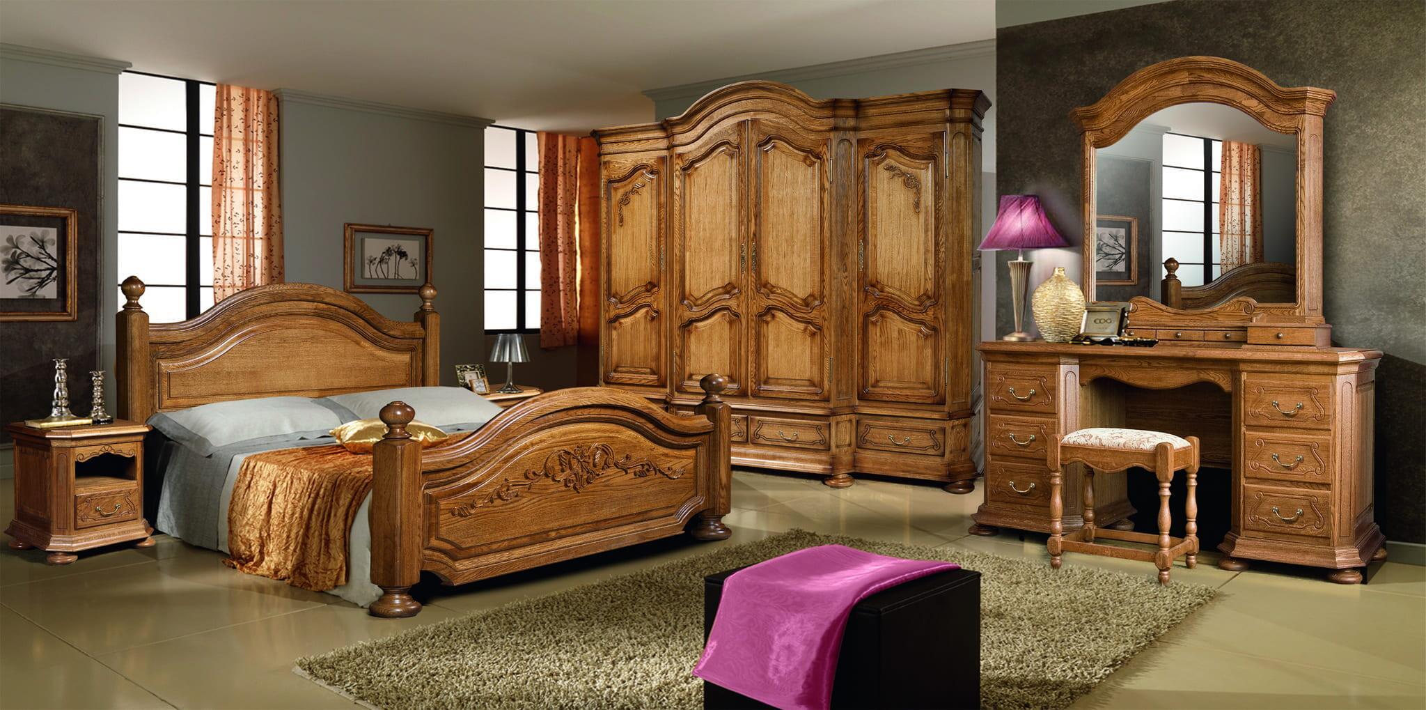 Набор мебели для спальни «Босфор-Люкс 1»  ГМ 6200-51 (Sale)