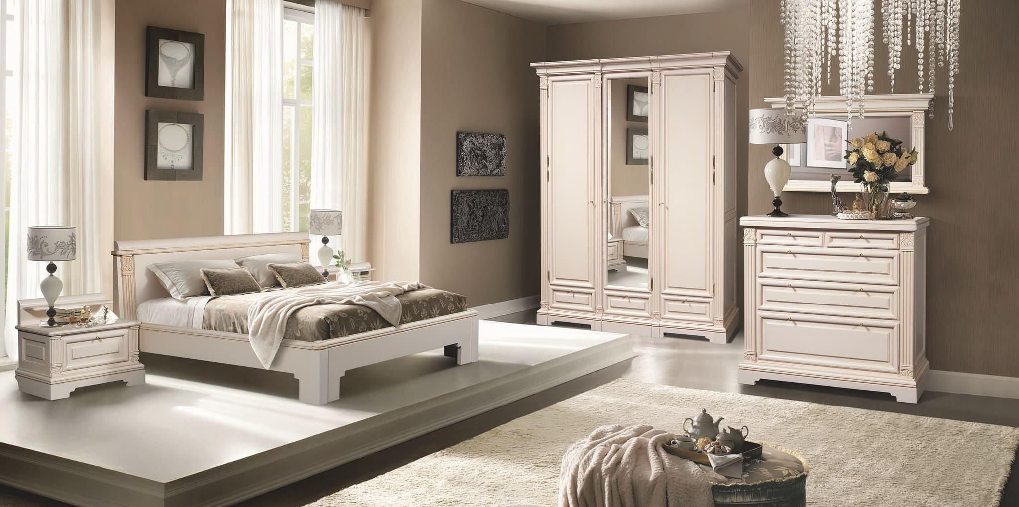 Набор мебели для спальни «Престиж-8.1»  ГМ 5980