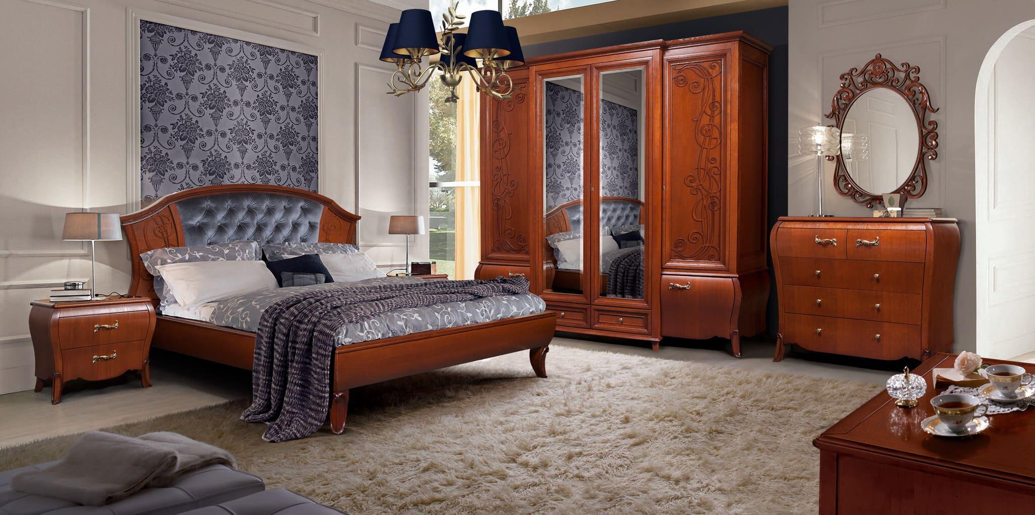 Набор мебели для спальни «Тэсоро-1»  ГМ 6380-01