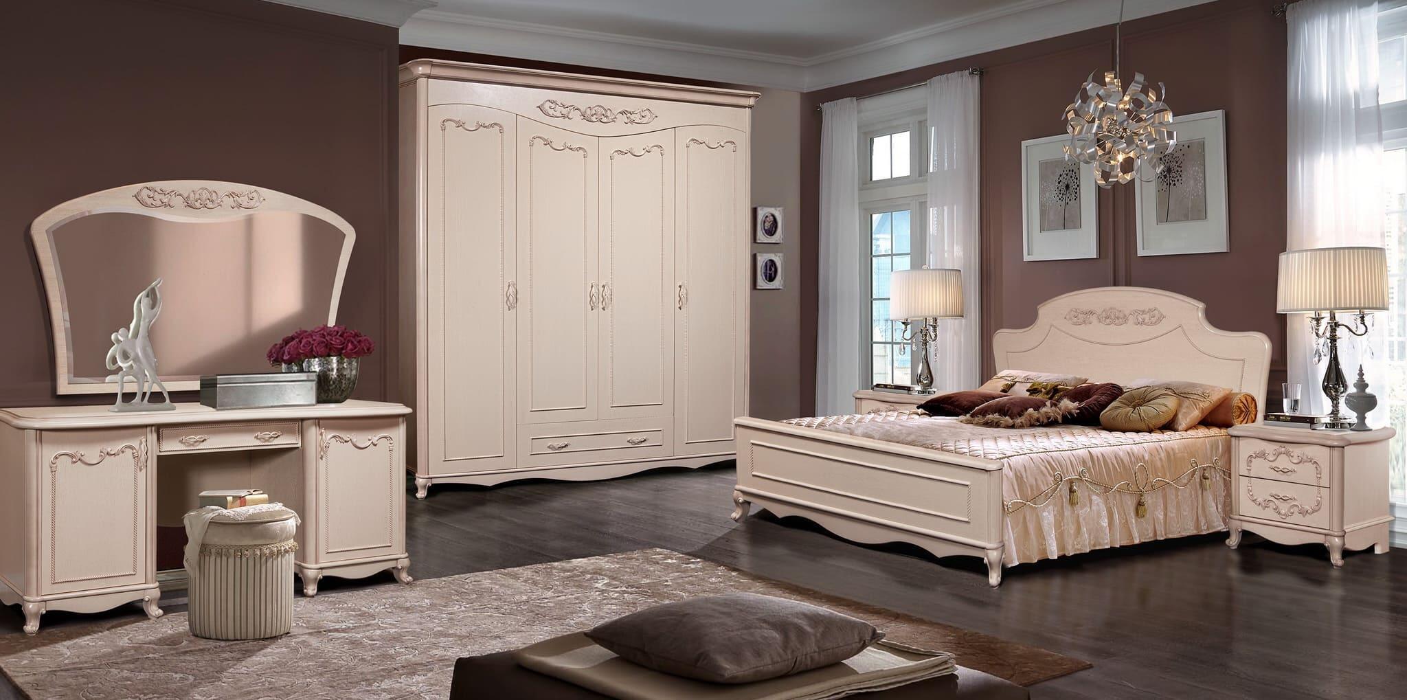 Набор мебели для спальни «Валенсия-2Д»  ГМ 8900-12 (Sale)
