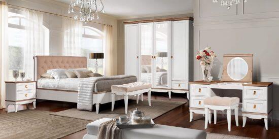 Набор мебели для спальни «Тельма-2М»  ГМ 6580М-02