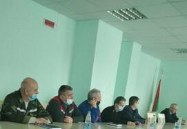 Встреча прокурора Гомельской области с трудовым коллективом ОАО «Гомельдрев»