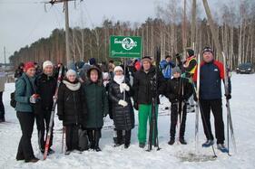Новобелицкая лыжня 2021