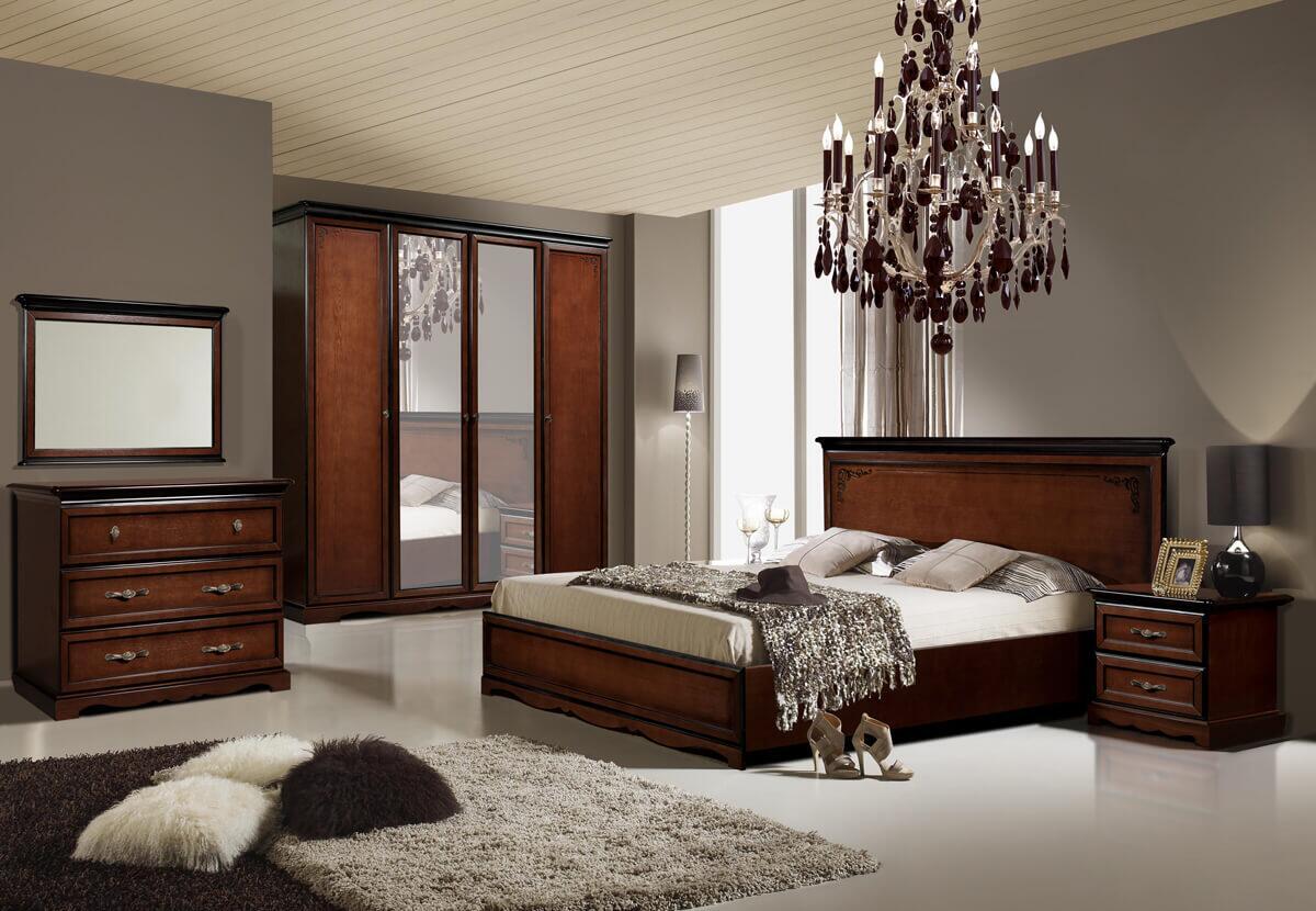 Набор мебели для спальни «Лолита-1»  ГМ 8800А-1А